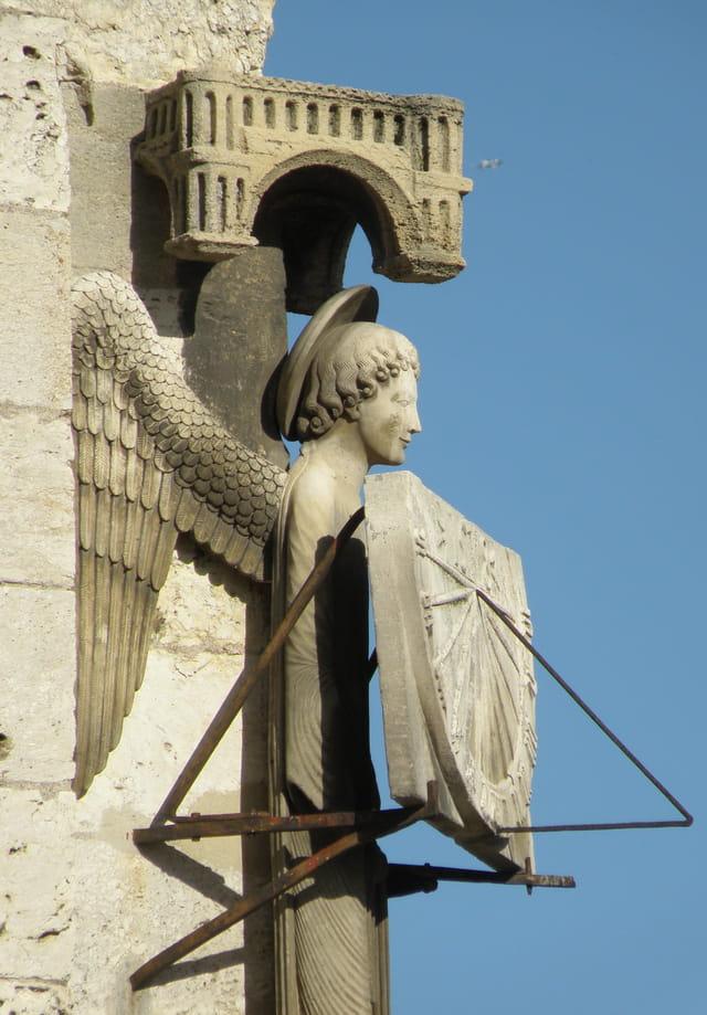 Le cadran solaire de Chartres