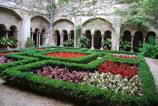 L'abbaye de Saint Rémy de Provence
