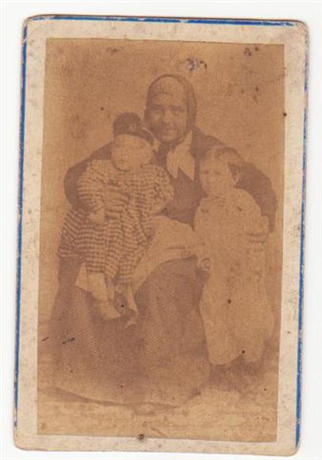 L'aieule en 1894