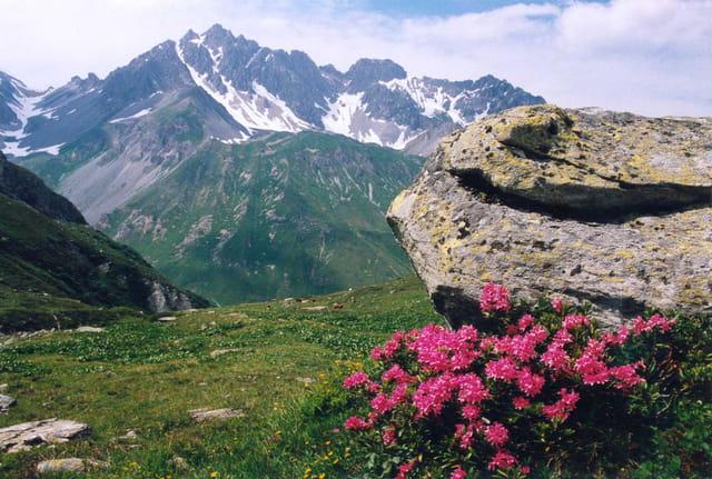 L'air, la montagne et la nature