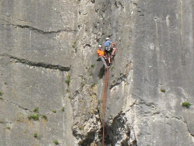 L'alpinisme en Wallonie