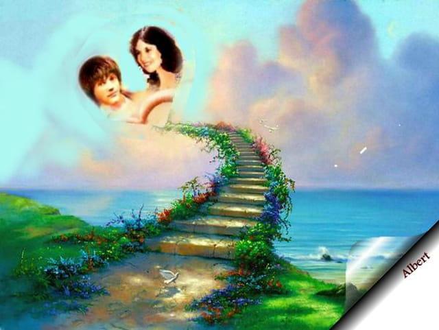 L'amour en escalade ...