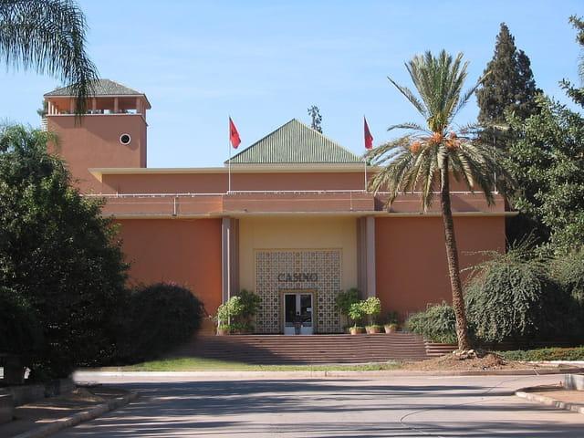 L'ancien casino (marrakech)