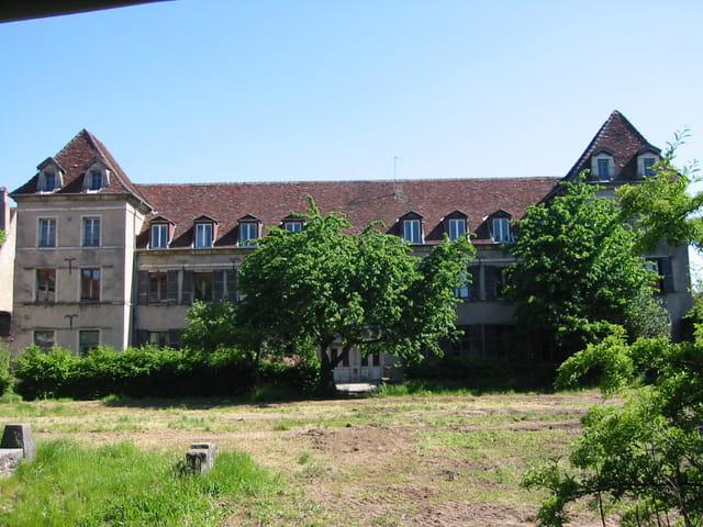 L'ancien couvent des Carmélites
