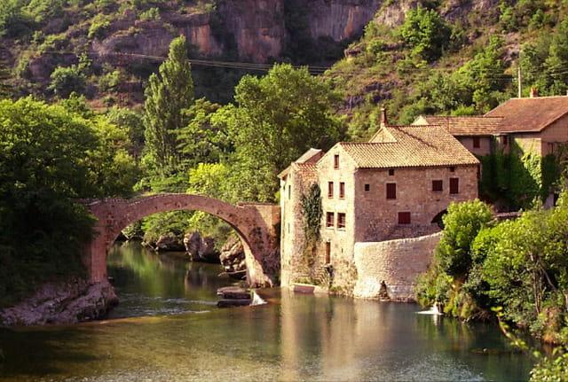 L'ancien moulin à eau