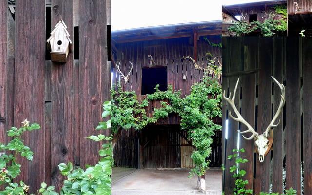 L'ancienne grange