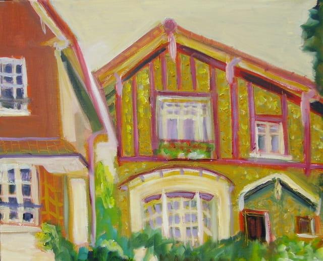 L'ancienne maison d'à côté