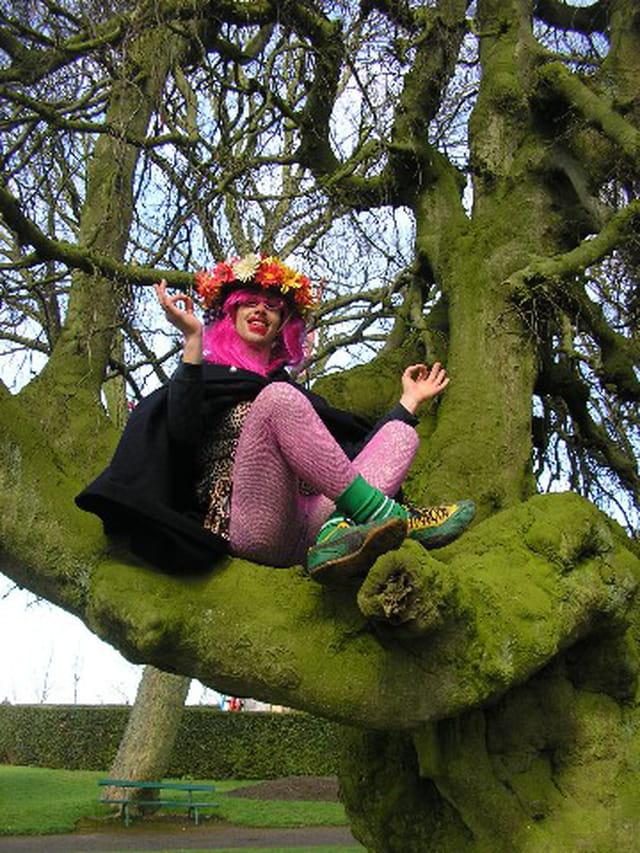 L arbre aux masquelours