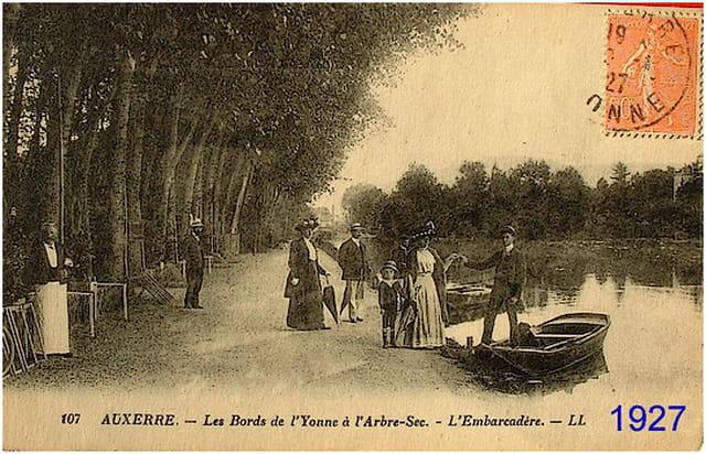 L'arbre sec (Auxerre)