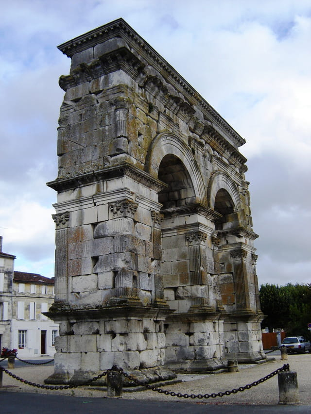 L\'Arc de Germanicus