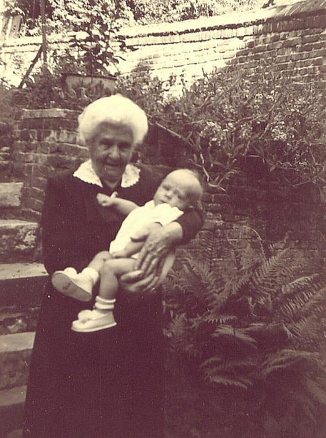 L'arrière grand'mère