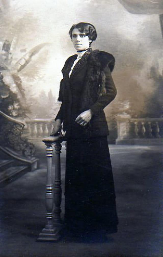 L'arrière grand-mère espagnole
