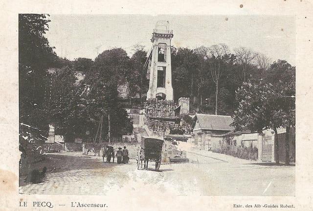 L'ascenseur du Pecq à Saint-Germain (3)