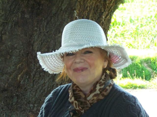 l'automne qui arrive prématurément n'accepte plus les chapeaux de paille!!haha