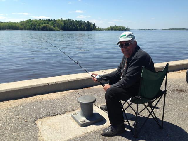 L'autre pêcheur