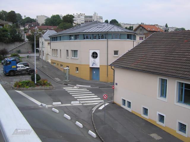 L'Ecole Saint-Dominique, au Pecq