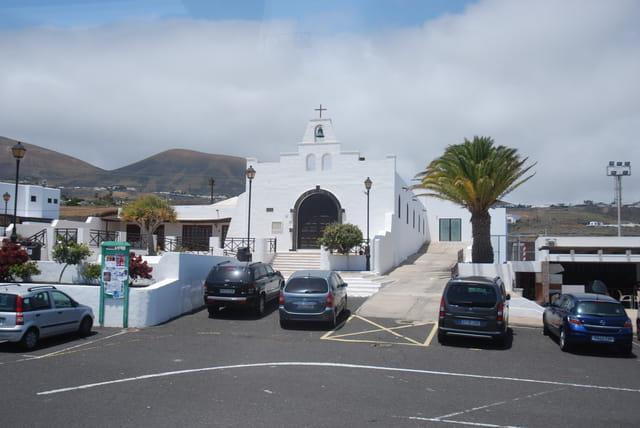 l'église blanche