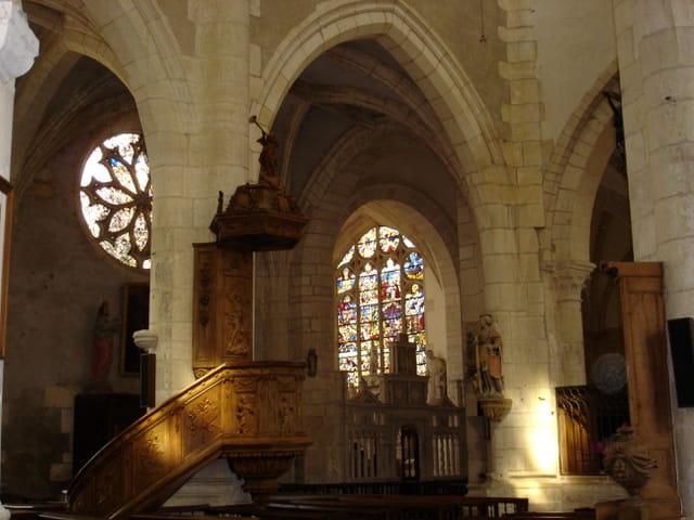 L'église de chaource