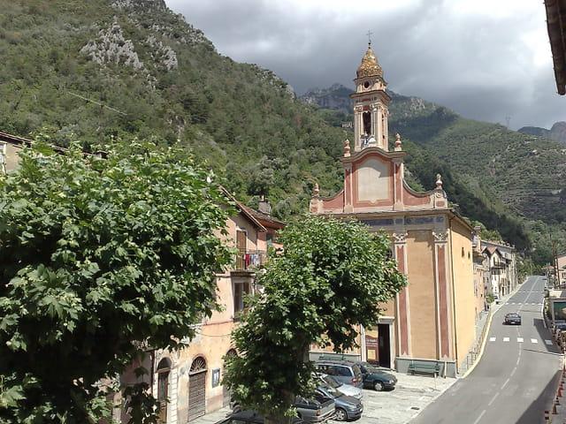L'église de fontan