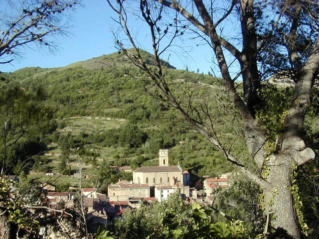 L'Eglise de Graissessac