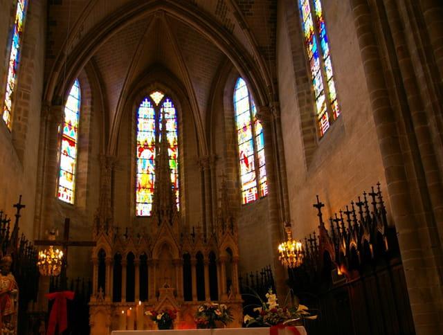 L'église de Pipriac