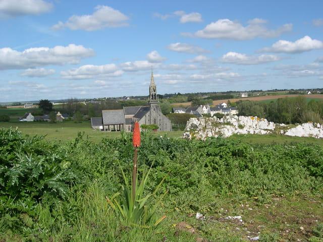L'église de Sainte-Anne la Palud