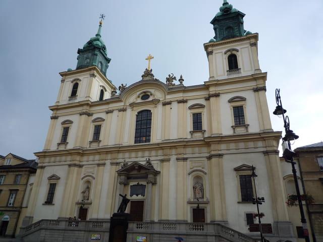 L'église de Sainte-Croix