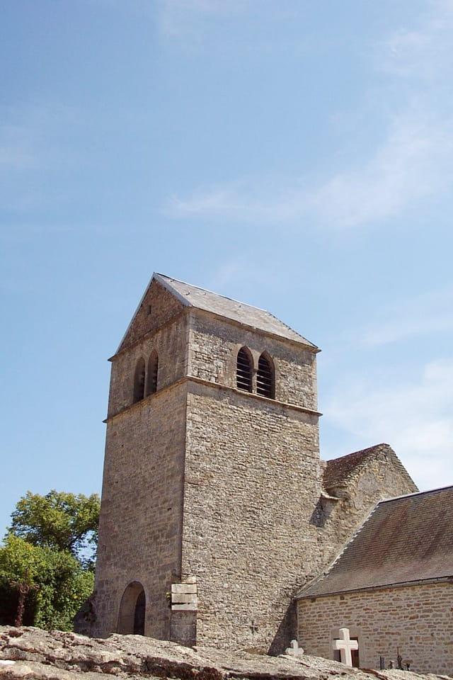 L'église de Soussey-sur-Brionne