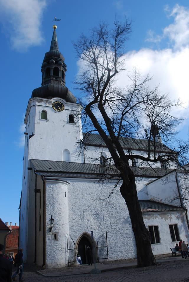 l'église du Dôme ou église Sainte Marie