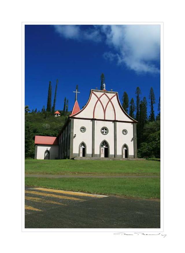 L'église du Paradis