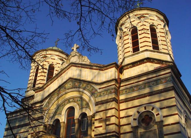 L'eglise orthodoxe