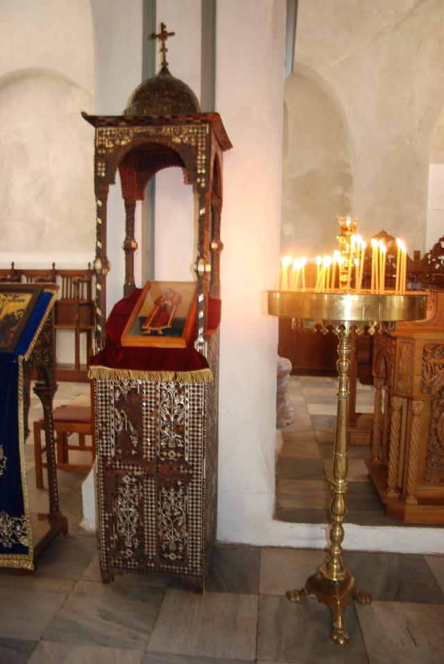 l'église Panagia Chrysafitissa
