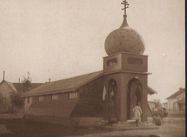 L'église russe