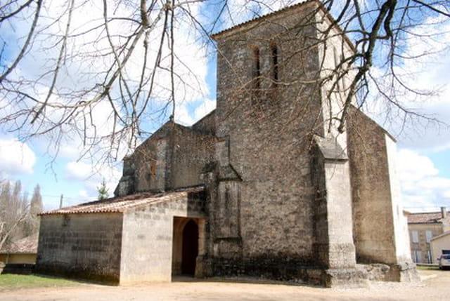 l'église Saint Pierre de Teuillac