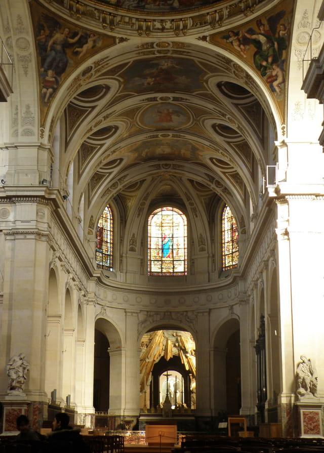 L'église Saint-Rocq