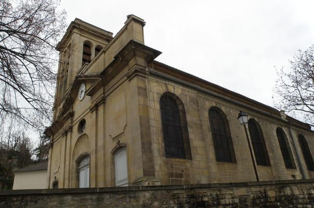 L'église Saint-Wandrille