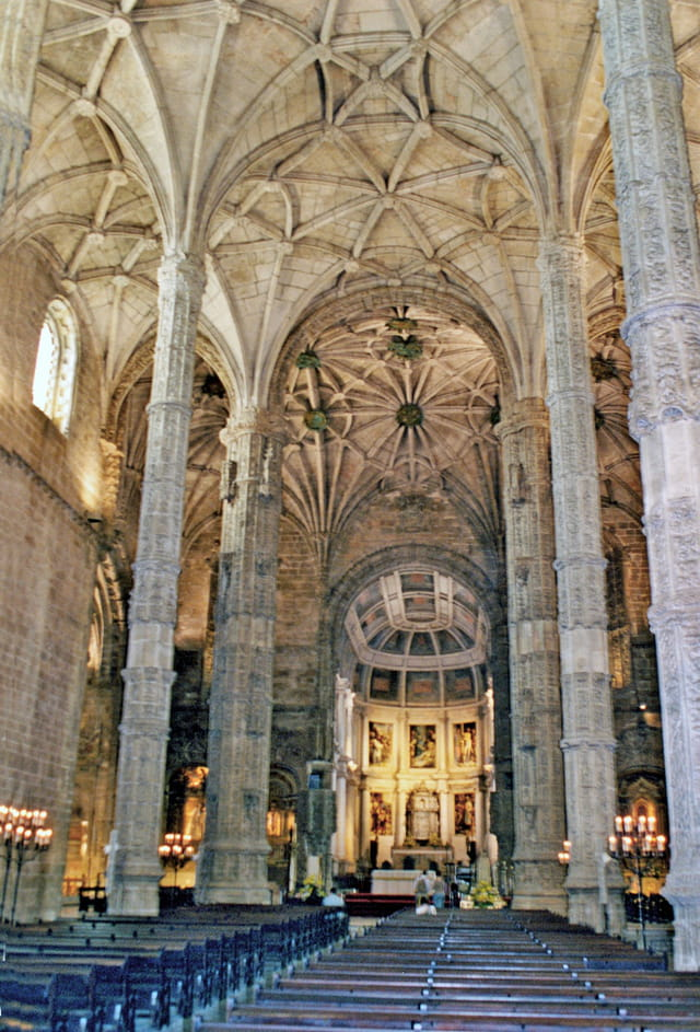 L'église Santa Maria