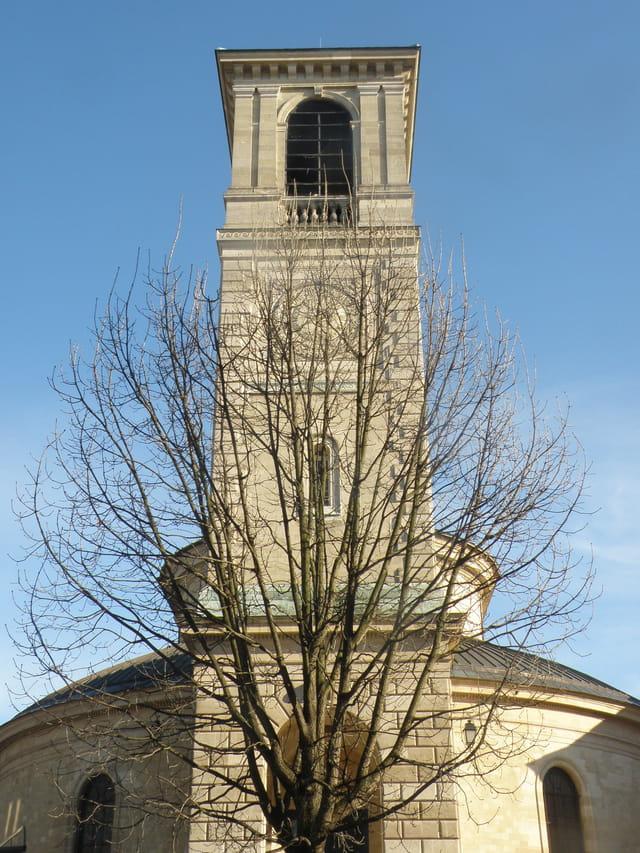 L'Eglise St-Germain à Saint-Germain-en-Laye