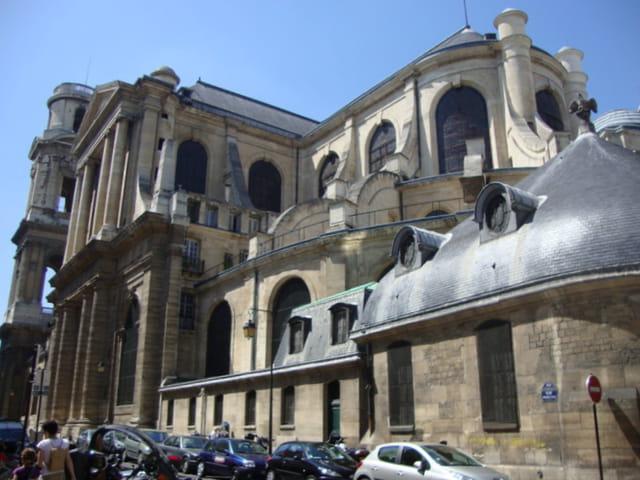 L´églisie de Saint Sulpice