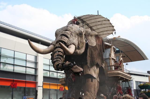 L'éléphant de royal de luxe