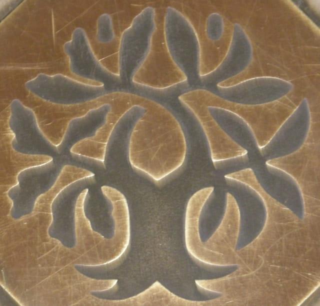 L'emblème de François Mitterrand