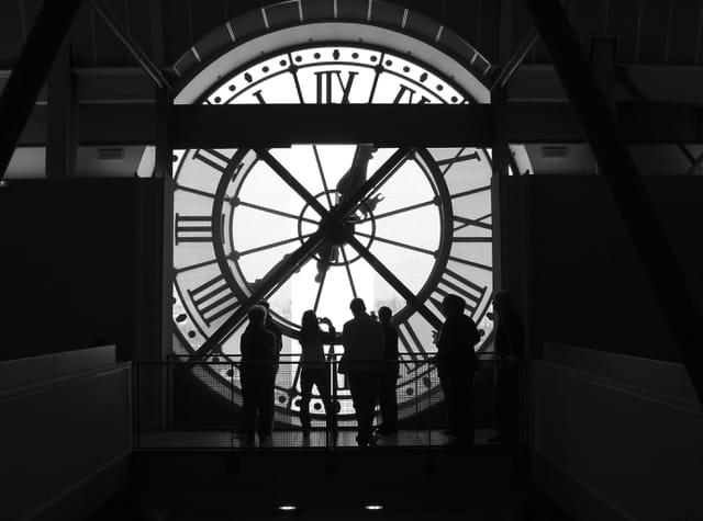 L'envers du temps