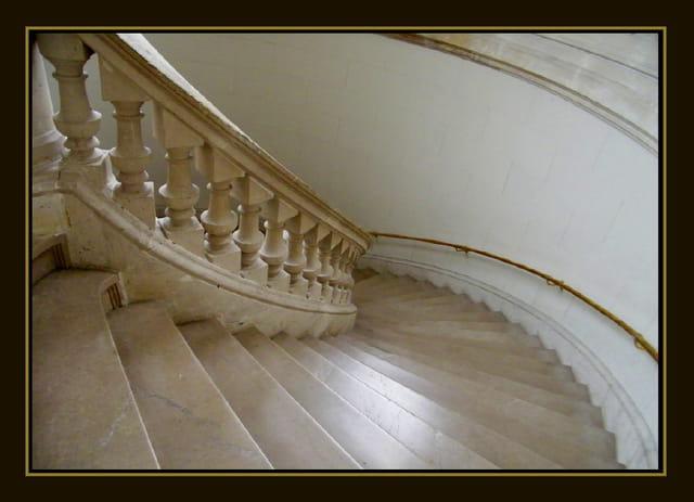 L'escalier du Palais