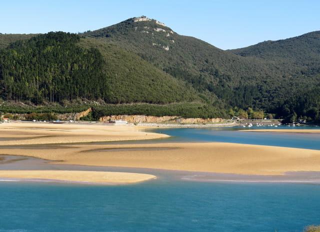 L'estuaire de l'Urdaibai