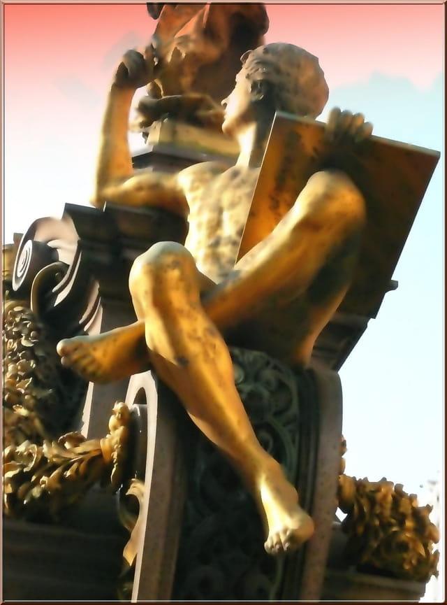 """""""L'Etude"""", en hommage à Garnier"""