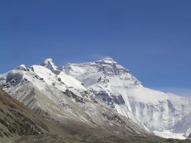 L'everest, côté tibet