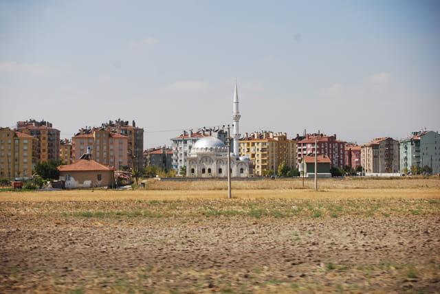 L'habitat en Anatolie