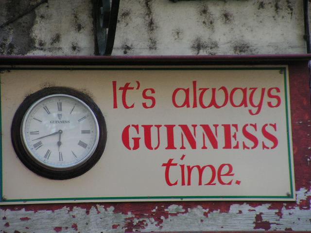 L'heure c'est l'heure