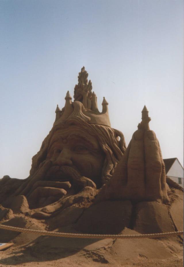 L'homme de sable