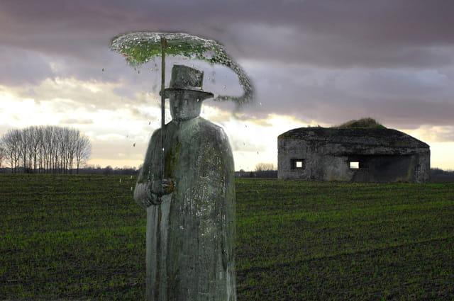 L'homme qui aimait la pluie